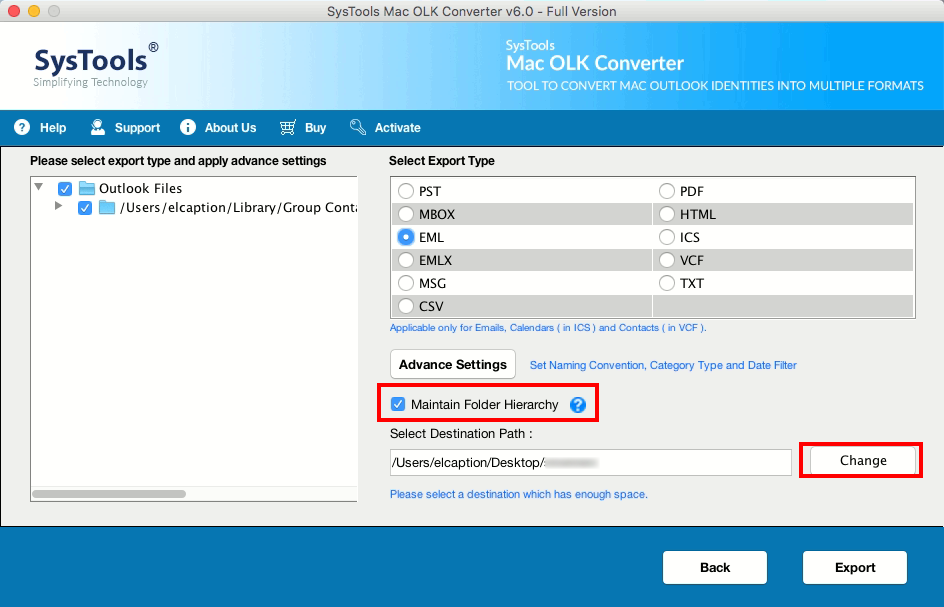 olk14message software for mac